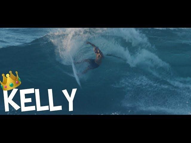 [slow motion] KELLY SLATER SURFING NORTH SHORE 300