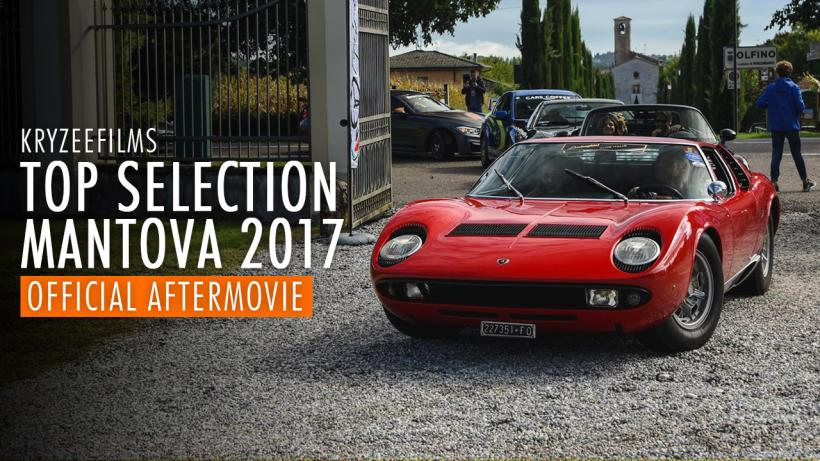 TOP SELECTION MANTUA 2017 | Official Aftermovie