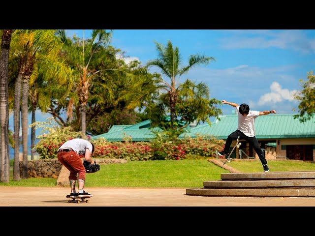 BEST SKATEBOARD TRICKS 2018! #1