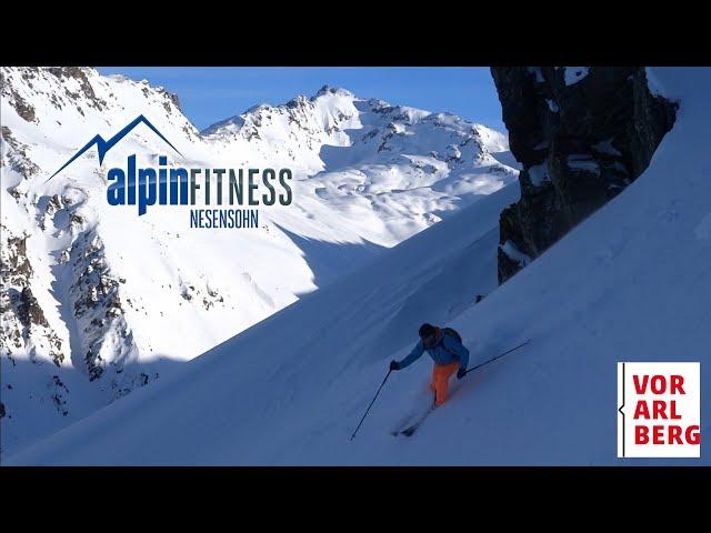 Skitour MADRISAJOCH 2612m