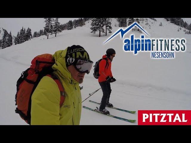 Skitour Rifflsee 2232m :: PITZTAL :: TYROL