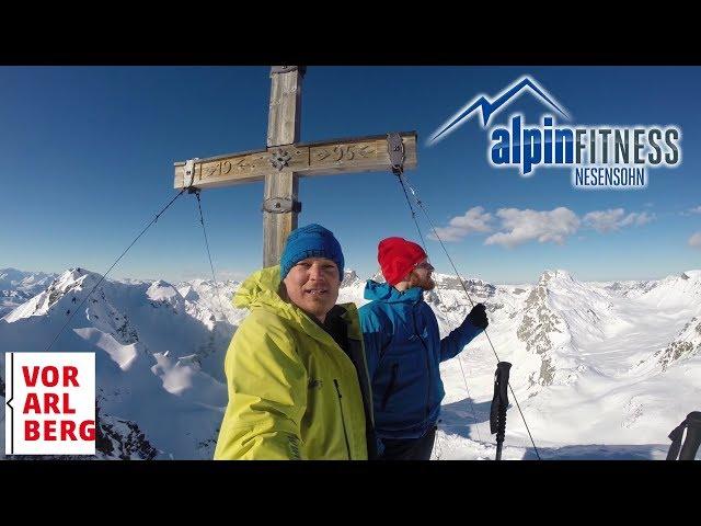 Skitour RIEDKOPF 2552m