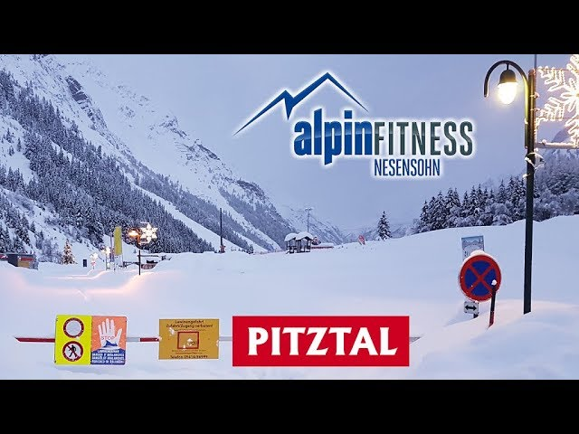 LEVEL 5 - Snowbound in Pitztal, Tyrol
