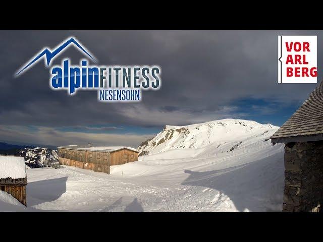 Skitour HOHER FRESCHEN 2004m via Nob