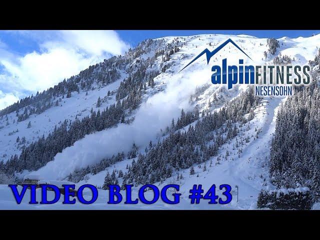 Avalanche Blasting in Tyrol