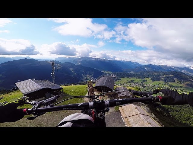 Magic Flying Mountain Bike