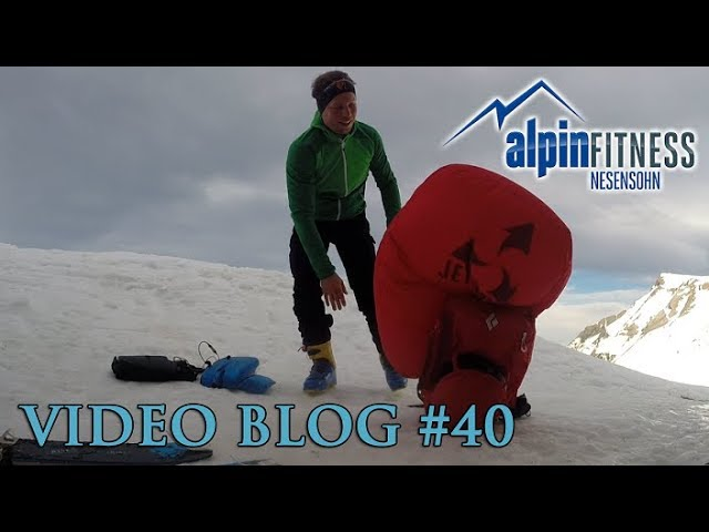JetForce Avalanche Airbag Backpack :: VLOG #40