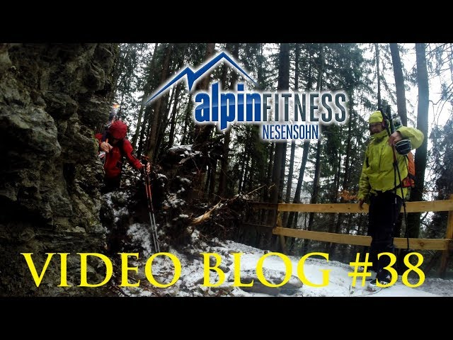 Rainy skitour after the storm :: VLOG #38