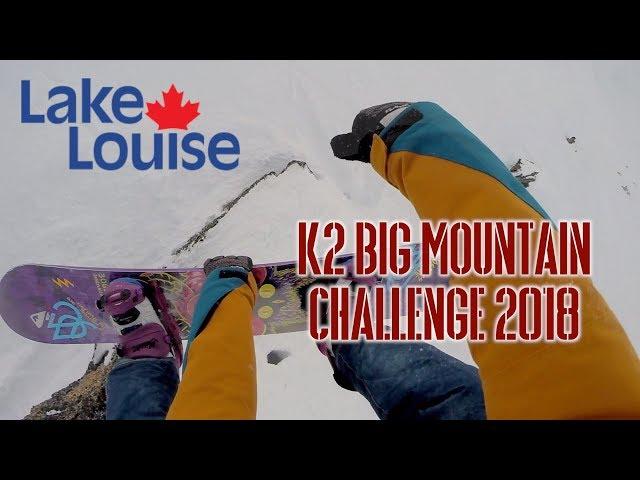 K2 Big Mountain Challenge Lake Louise 2018