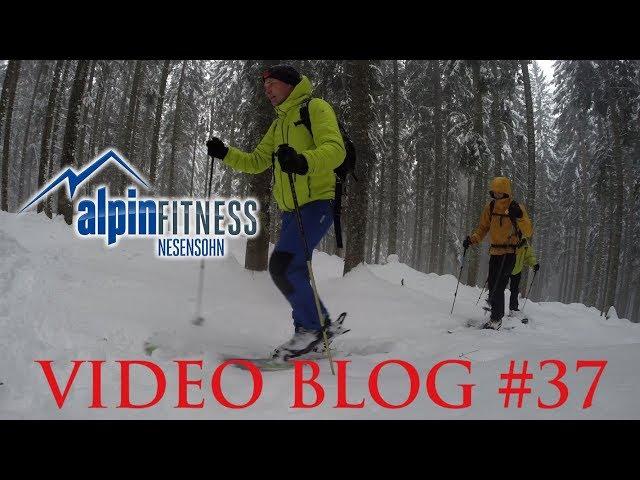 Skitour FalbaStuba : Jens`s first skitour VLOG #37