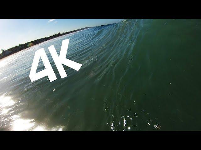4K GOPRO SURFING POV