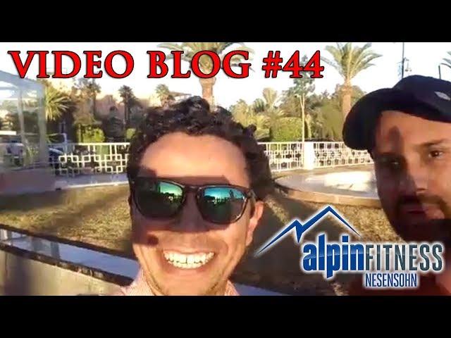 Othmane & Adnane in Marrakech ;-)