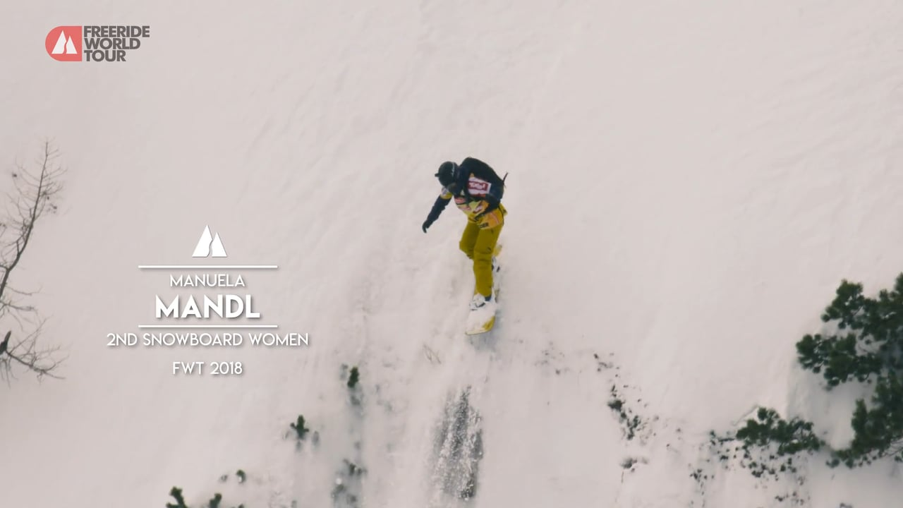 Highlight Women - Freeride World Tour 2018 | Fiebe