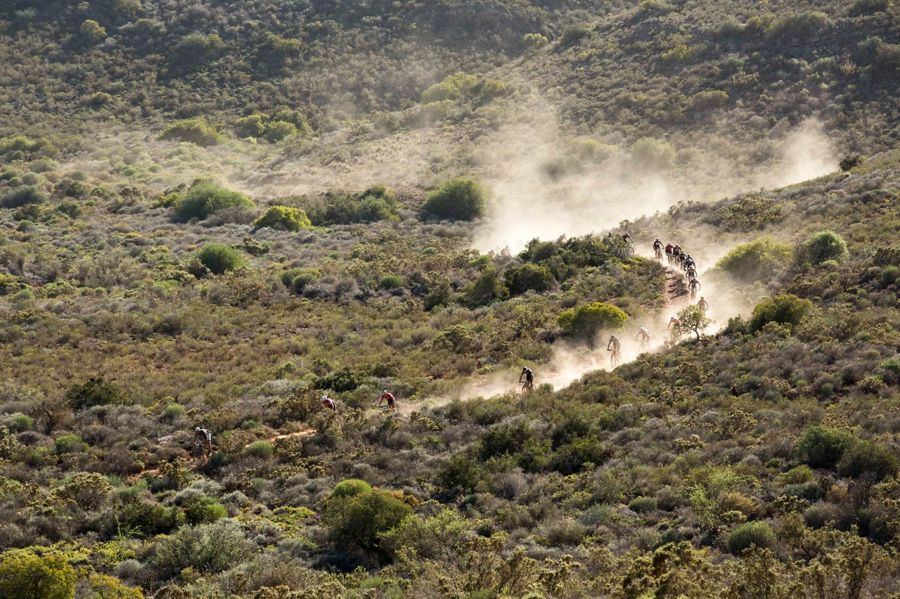 Absa Cape Epic 2018 - Stage 2 - Untamed Montage