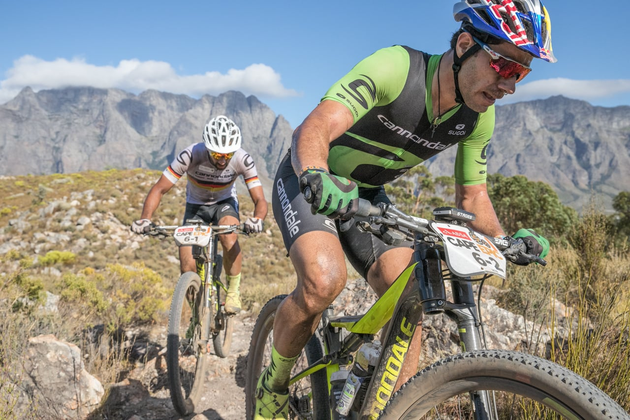 Absa Cape Epic 2018 - Stage 4 - News