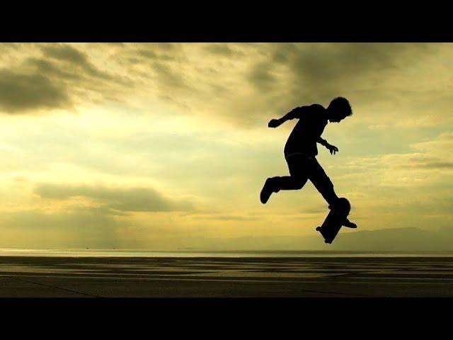 HOW MANY FLATGROUND SKATEBOARD TRICKS CAN YOU DO?