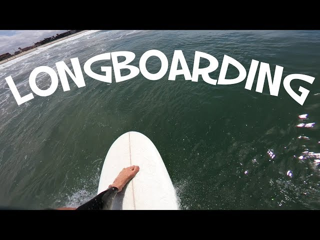 [raw footage] LONGBOARDING