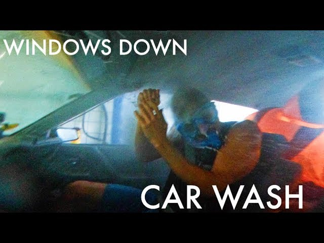 CAR WASH + NO WINDOWS = BAD IDEA... RALLY BUICK