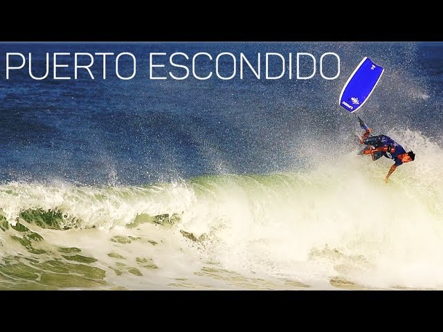Puerto Escondido | Full Edit