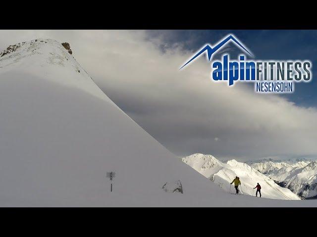 Skitour ÖFAKOPF 2374m