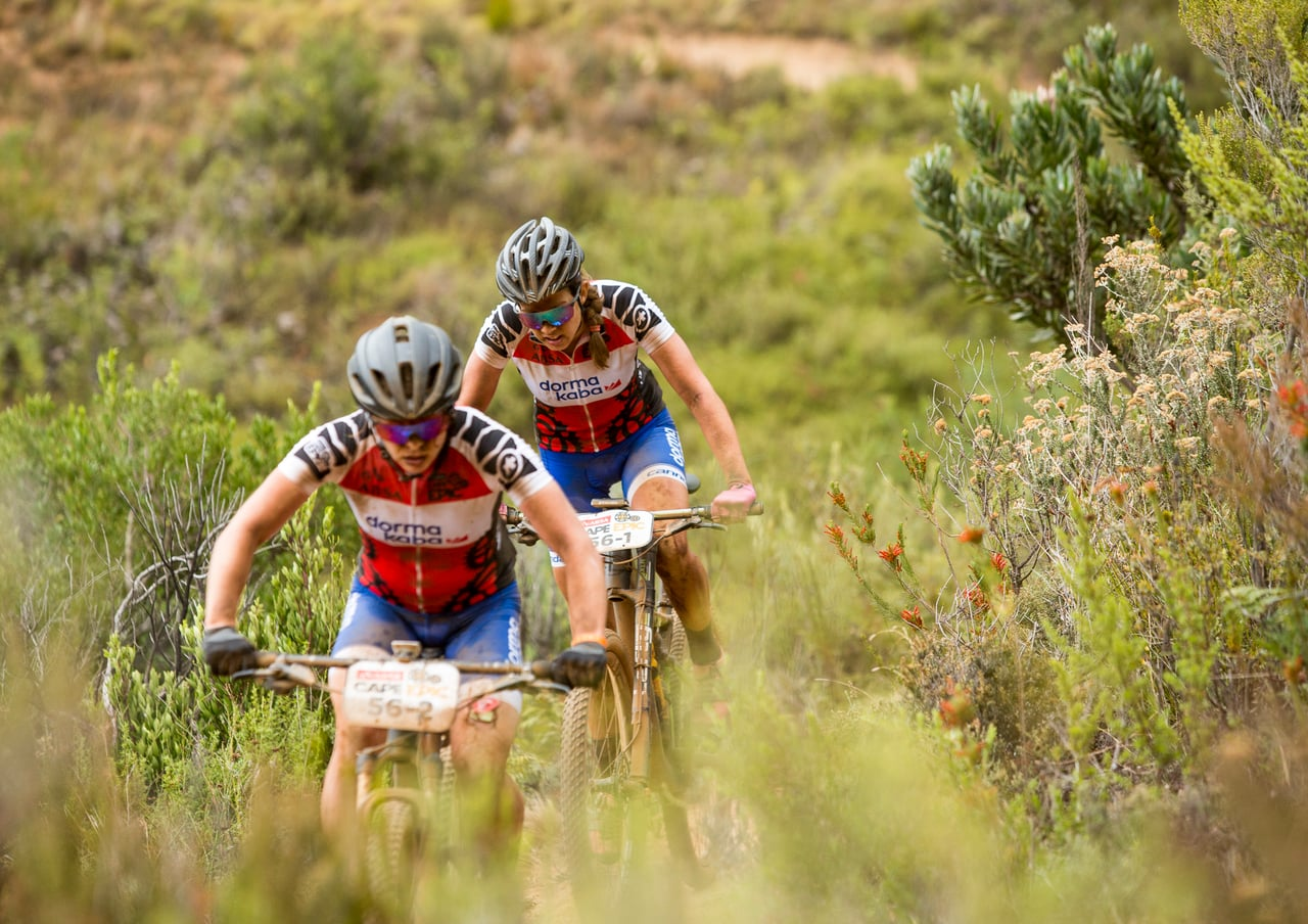 Absa Cape Epic 2018 - Stage 6 - Untamed Montage