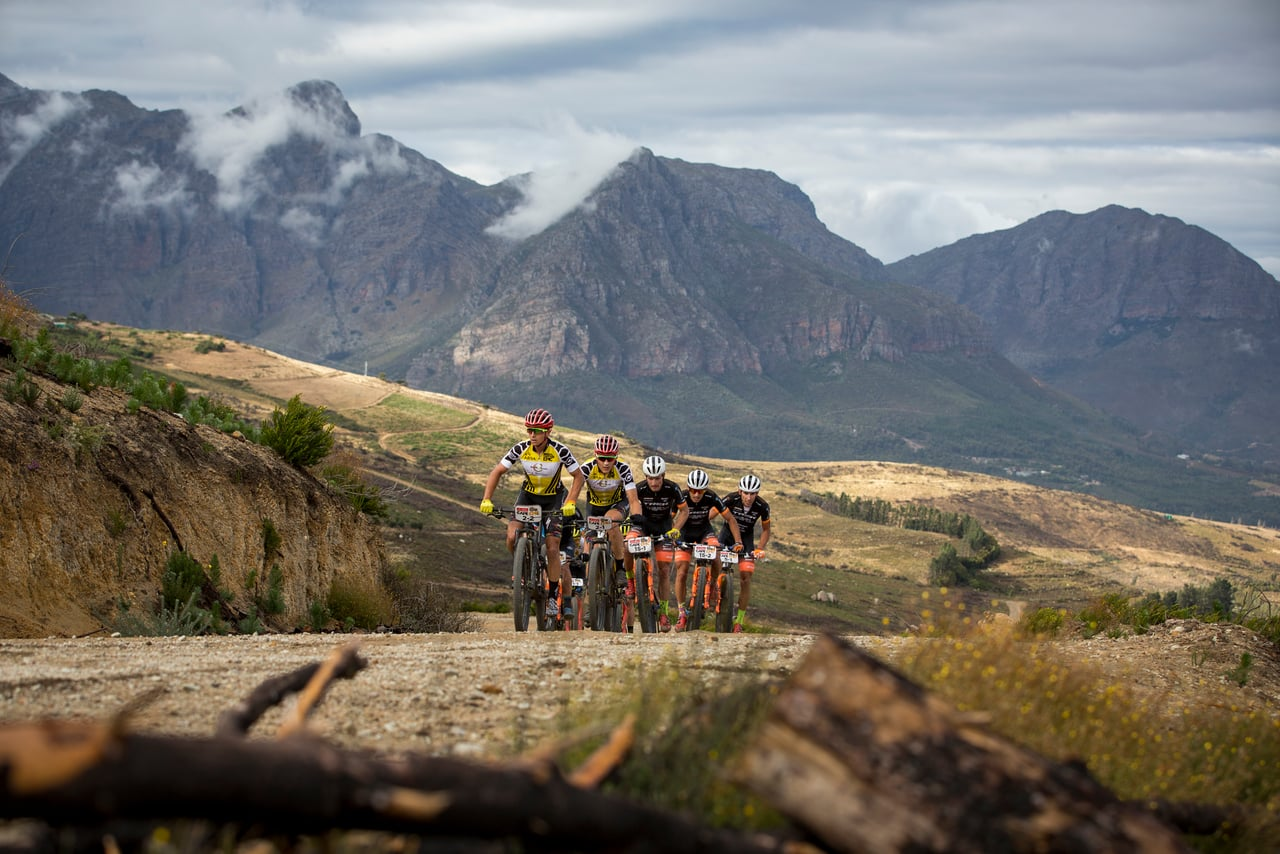 Absa Cape Epic 2018 - Grand Finale - Untamed Monta
