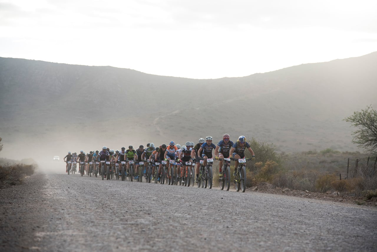 Absa Cape Epic 2018 - Stage 1 - Untamed Action