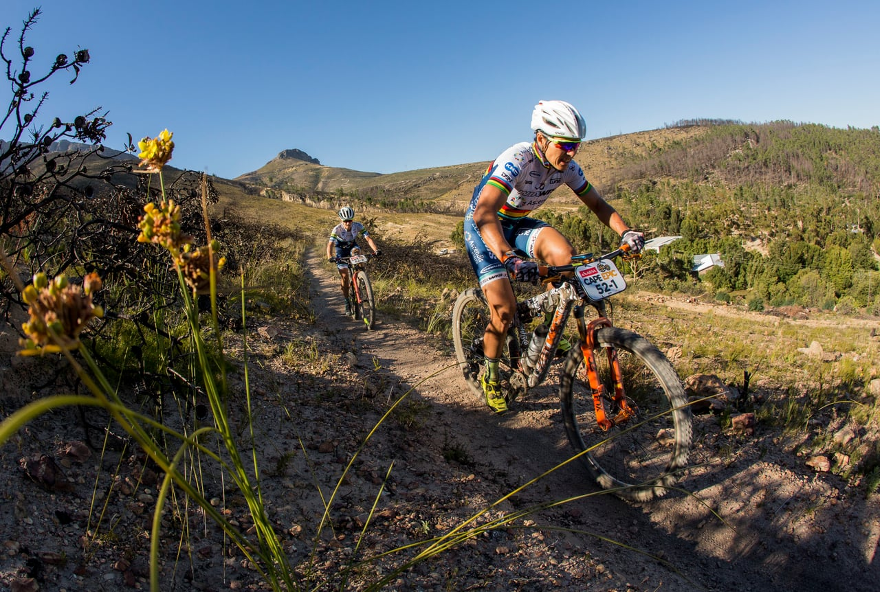 Absa Cape Epic 2018 - Stage 5 - Untamed Montage