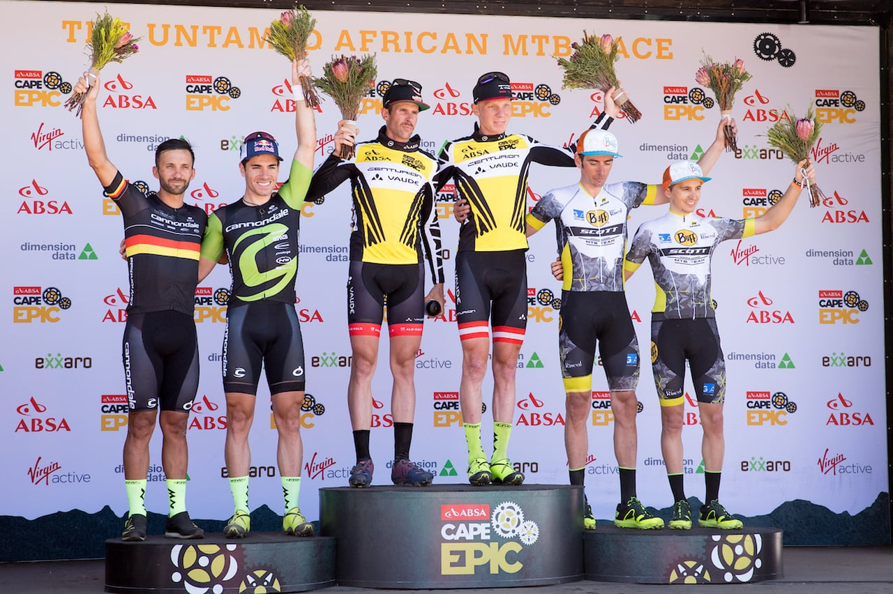 Absa Cape Epic 2018 - Prologue - News