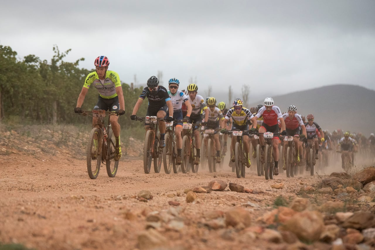 Absa Cape Epic 2018 - Stage 3 - News