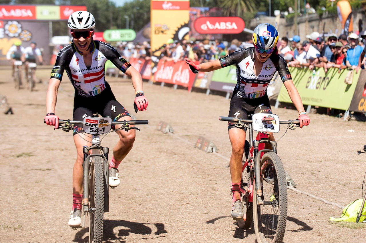 Absa Cape Epic 2018 - Prologue - Untamed Action