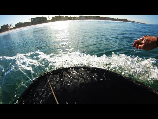 [raw footage] 4K GOPRO SURFING POV