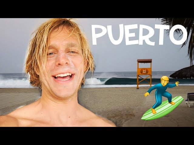 PUERTO ESCONDIDO SURF TRIP
