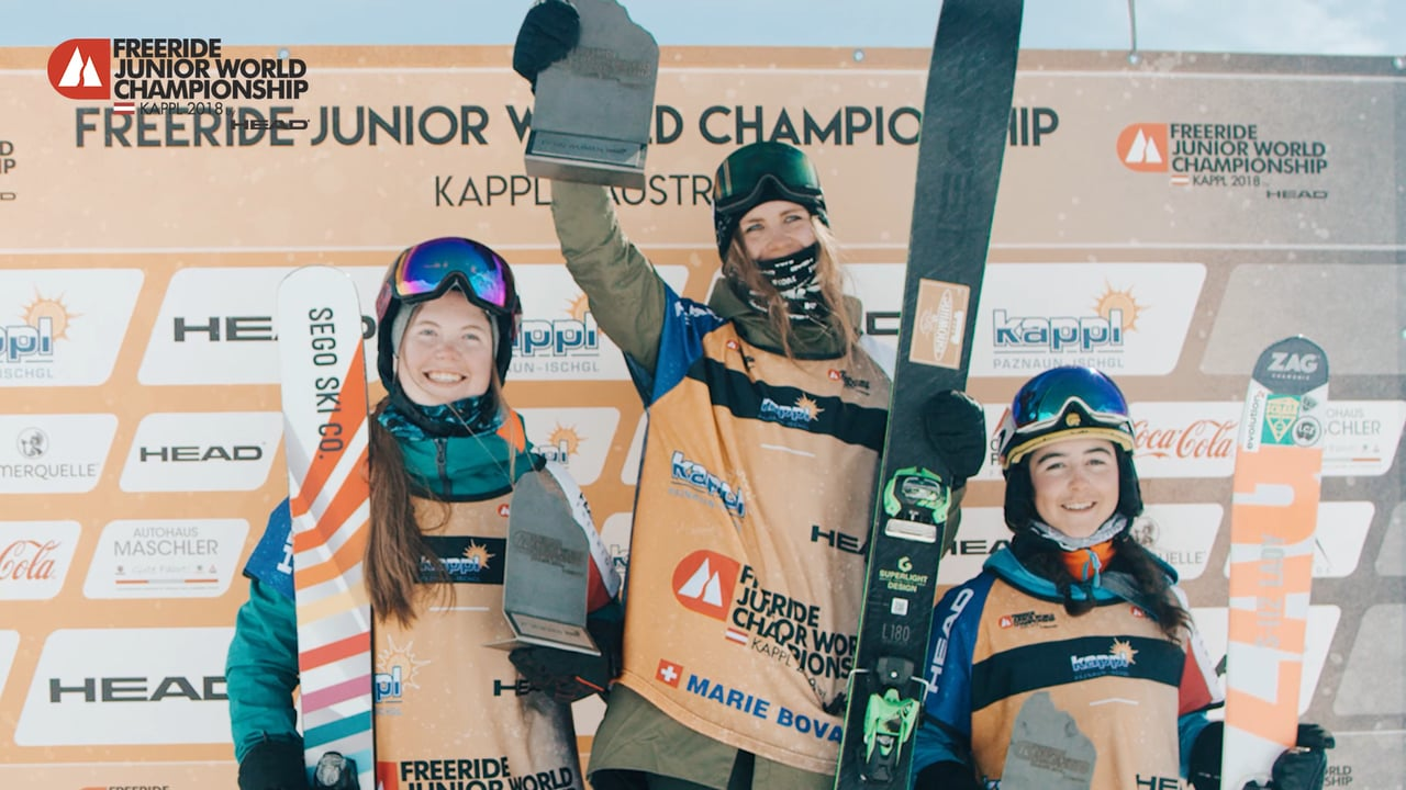 Best Of – Freeride Junior World Championship 2018