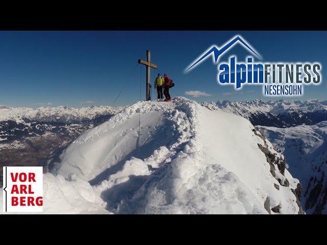 Skitour Tschaggunser Mittagspitze 2168m