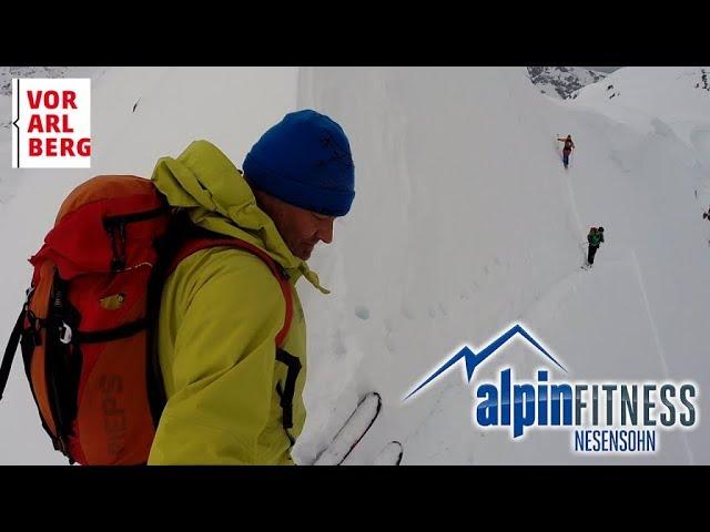 Skitour ROTSPITZE 2517m