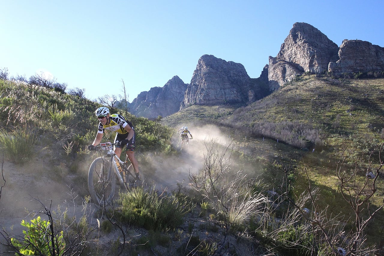 Absa Cape Epic 2018 - Stage 5 - News