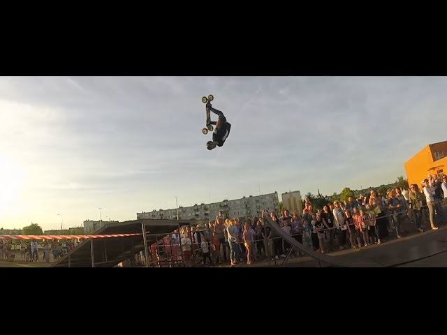 Mountainboardinfo freestyle show 2017