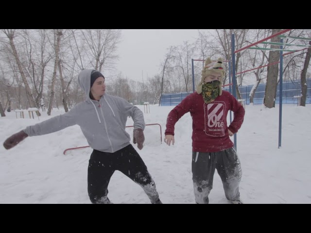 video parkour project - vpp - Acro winteR 2k18