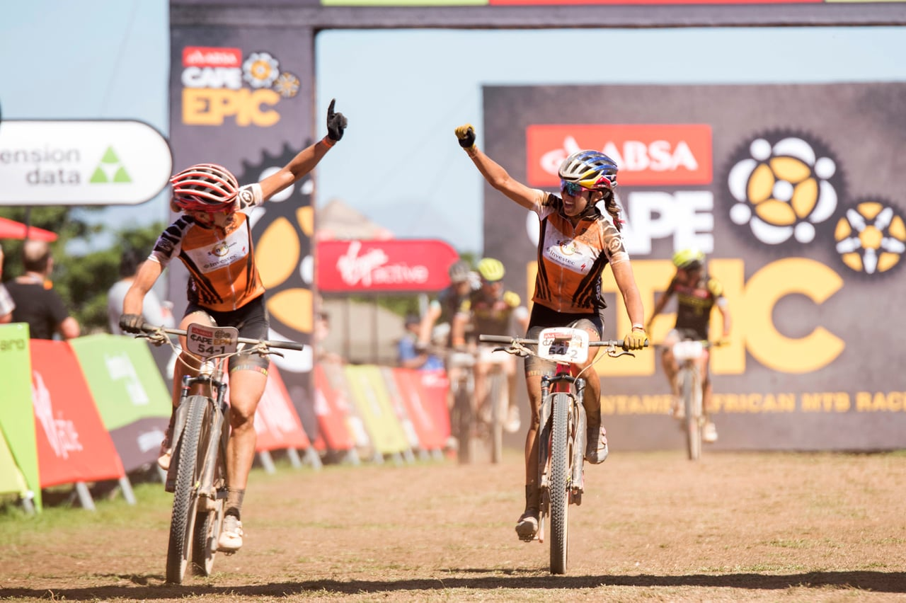 Absa Cape Epic 2018 - Stage 2 - News