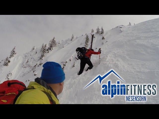 Skitour LÖFFELSPITZE 1962m
