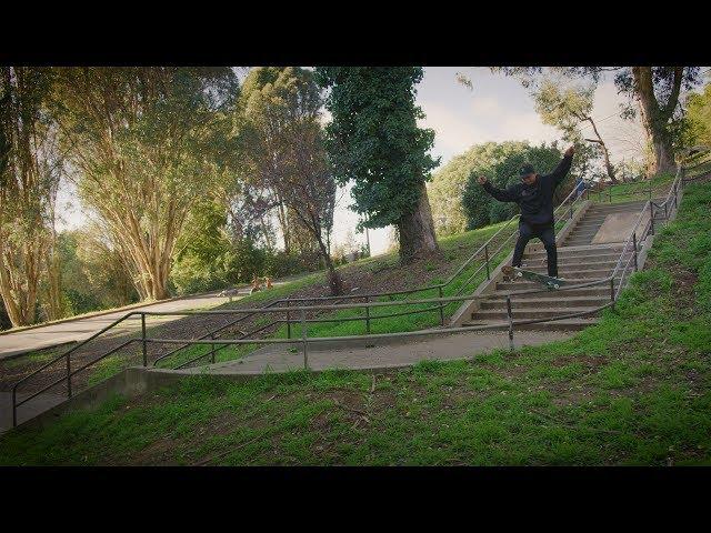 Nyjah Huston 'Til Death Full Part