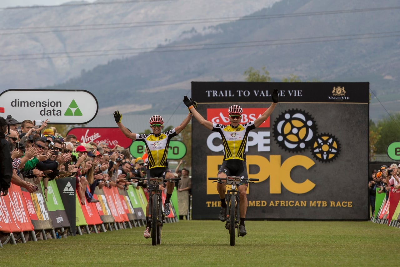 Absa Cape Epic 2018 - Stage 7 Grand Finale - News