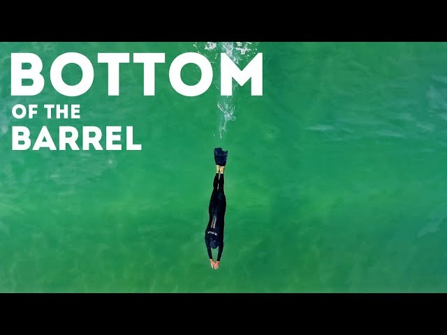 Bottom of the Barrel - A Year of Bodysurfing