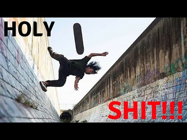BEST SKATEBOARD FAILS 2018! #2