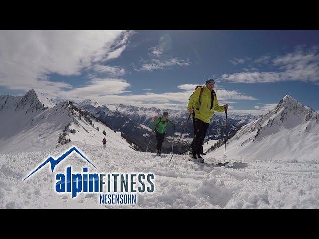 Skitour GERENSPITZE 1871m