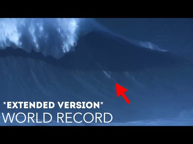 Biggest Wave Ever Surfed | Rodrigo Koxa | Extended
