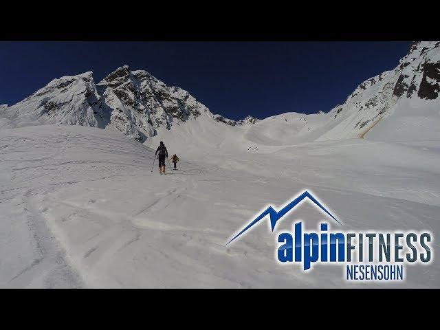 Skitour SCHÖNTAL TYROL 2572m