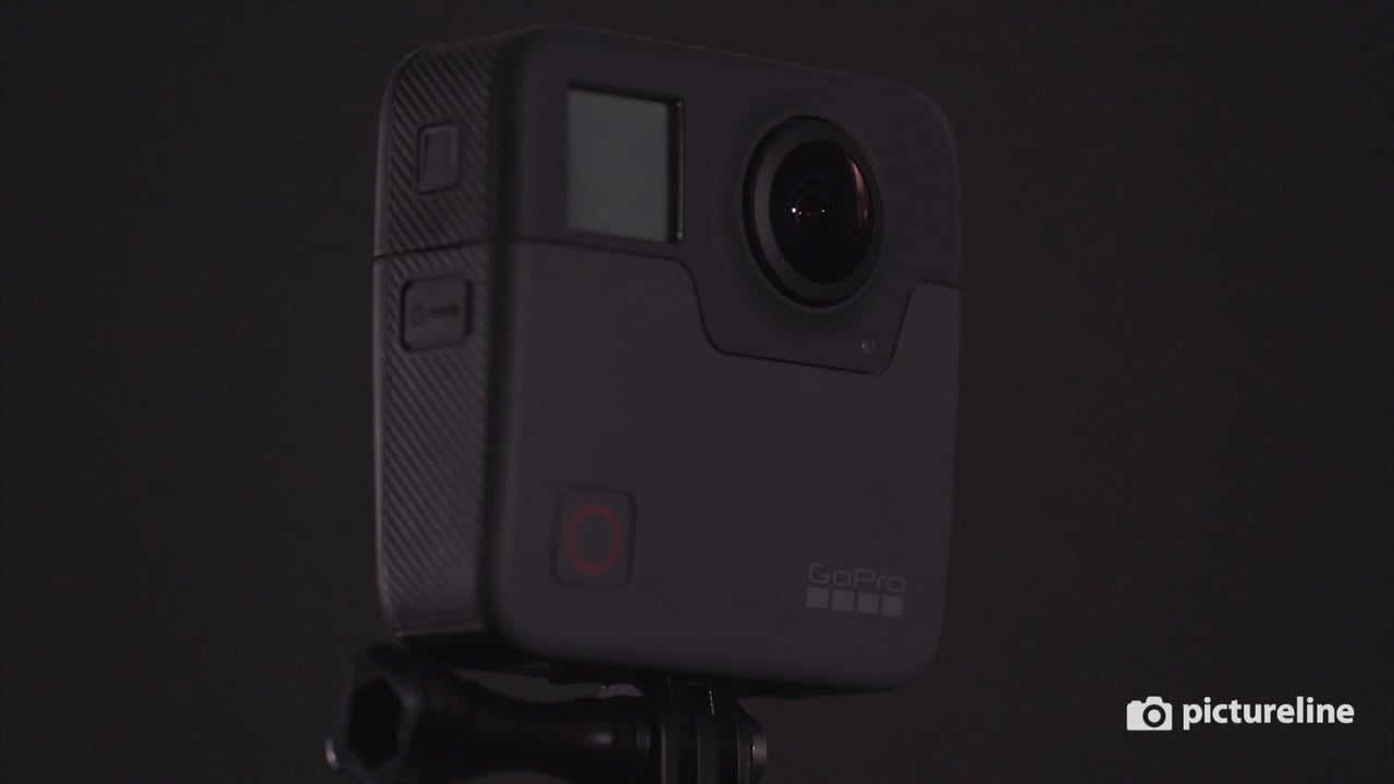 What is the GoPro Fusion?