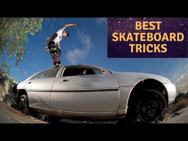 BEST SKATEBOARD TRICKS 2018! #29